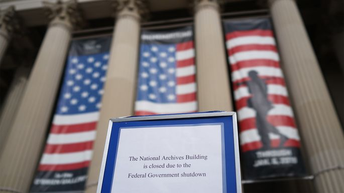 government-shutdown-archives-building