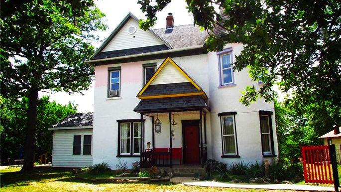 Brumley-house