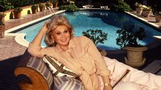 Elvis Partied Here: Inside the Sale of Zsa Zsa Gabor's Epic Hollywood Home