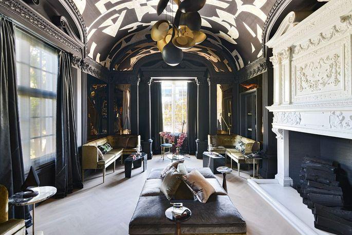 Recital room (designed by Martin Kobus)