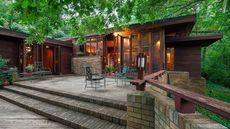 Frank Lloyd Wright Original in Missouri on the Market for $1.65M