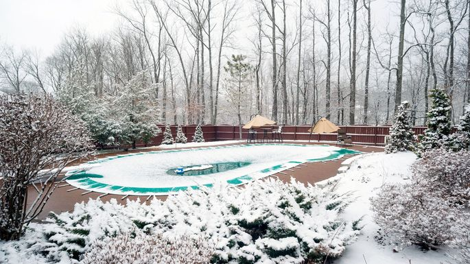 How To Winterize A Pool And What Can Happen If You Don T Realtor Com