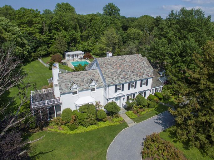 Perry Como's former Long Island estate