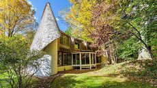 Buy the '70s-Chic Personal Home of the Mushroom House Architect