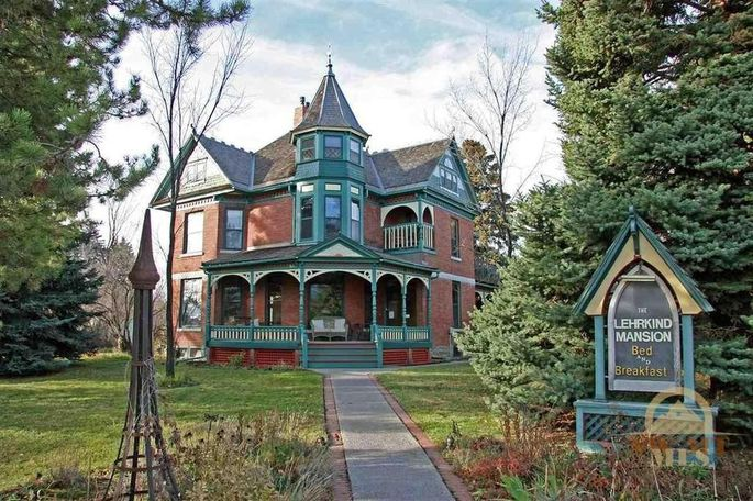 7 homes on the national register of historic places for Cost to build a house in bozeman mt