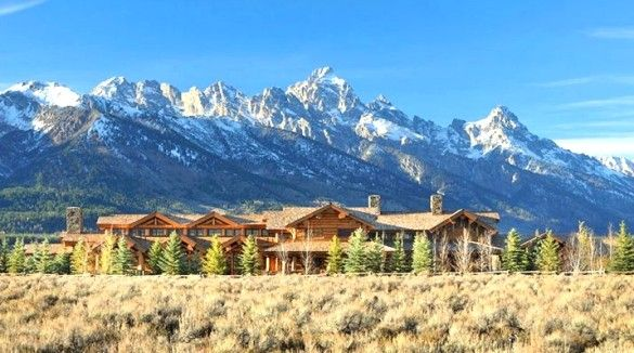 Jackson holes bighorn lodge headed for auction block realtor publicscrutiny