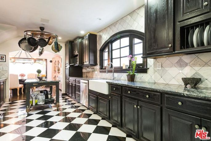 One-of-a-kind kitchen