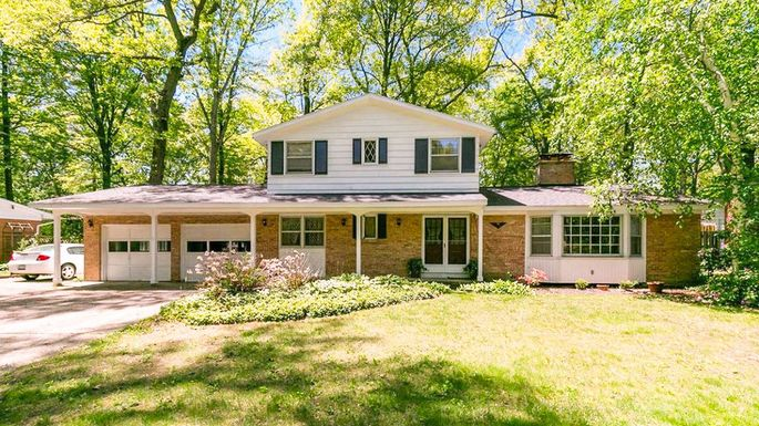 A median-priced four-bedroom home in Kentwood