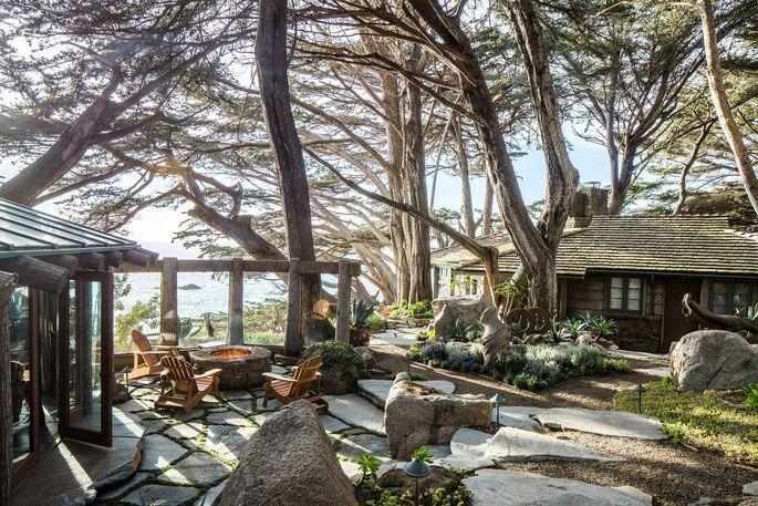 "Writer's cottage (featured in ""Big Little Lies"")"