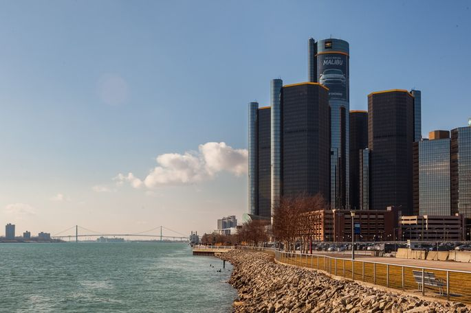 Detroit Offers An Urban Lifestyle With Affordable Luxury Homes