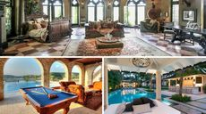 8 Plush Party Homes to Ring in the New Year Like a Baller