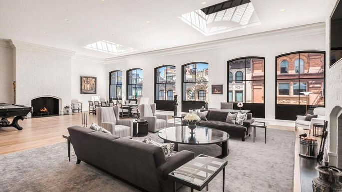Now Discounted, $48 5M SoHo Penthouse Is Most Expensive New Listing
