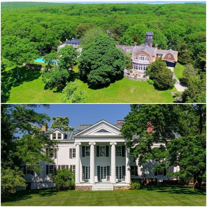 Christie Brinkley Relists Her 2 Homes In The Hamptons