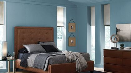 Choosing a Soothing Shade, Behr Draws Up Blueprint as Its Color of the Year