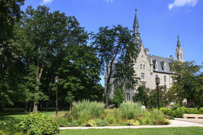 Evanston, once known strictly as a college town, is widening its appeal, big time.