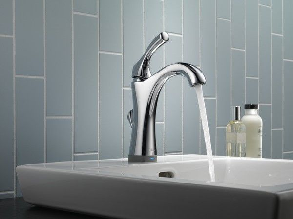 Delta Touchless Faucet with Touch2O
