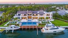 $30M Waterfront Estate in Coral Gables Is This Week's Most Expensive New Listing