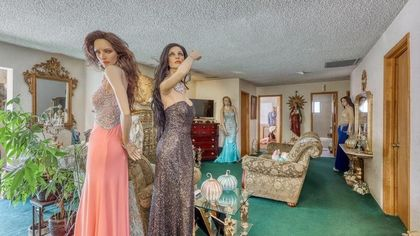 Why Was a House Stuffed With Mannequins? The Story Behind a Viral Listing