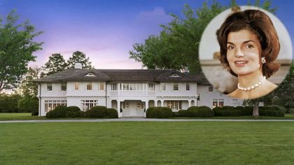 Childhood Home of Jacqueline Kennedy Onassis in Hamptons Has Sold