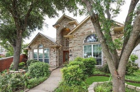 A four-bedroom home in Dallas for $325,000