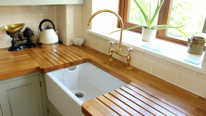 Wood Countertops Cost Care And Styles Realtor Com