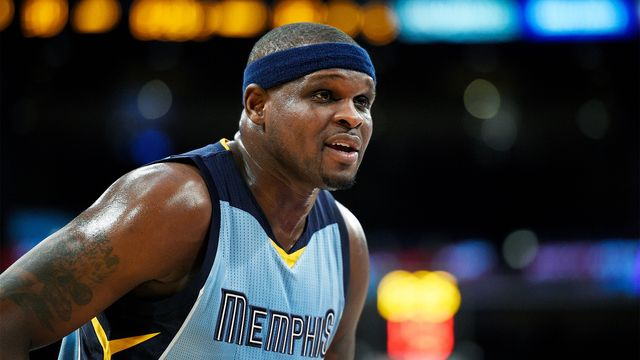 Former Grizzlies Big Man Zach Randolph Selling Memphis Estate for $3.65M
