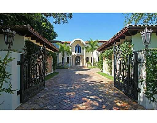 Real Housewives Of Miami Star Lisa Hochstein - Sunset Island Home