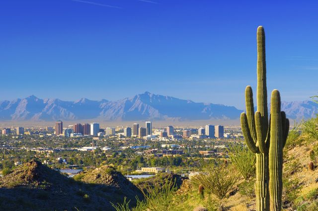 saving down payment Phoenix home