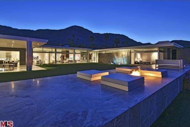 Marmol Radziner's Austin Residence in Rancho Mirage