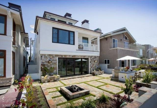Jeff Carter La Kings Hermosa Beach House 1