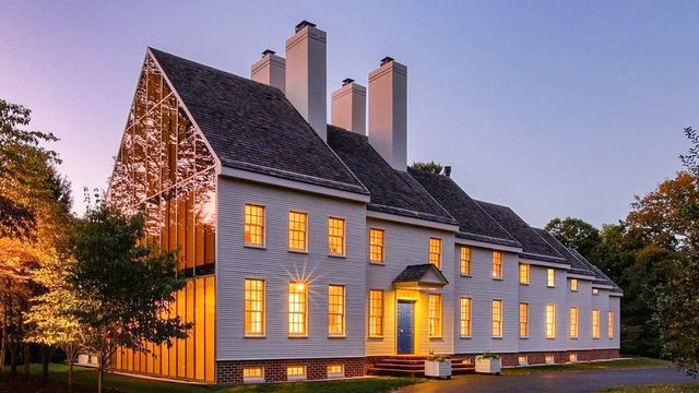 Optical Illusion? Telescope Home Offers Amazing Views in Pennsylvania