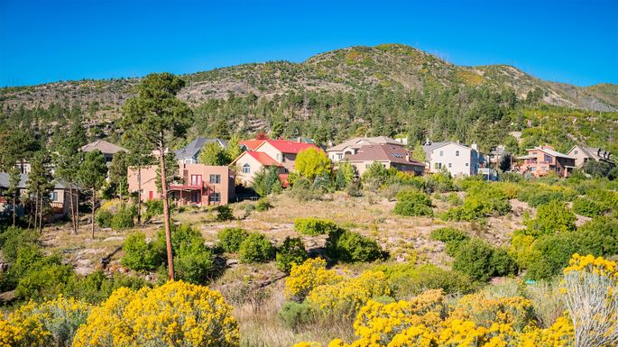 Homes in Los Alamos, NM