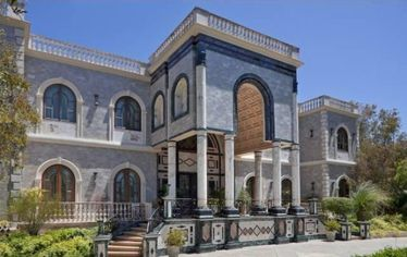 Business Up Front, Party in the Back in Holmby Hills for $26M (PHOTOS)
