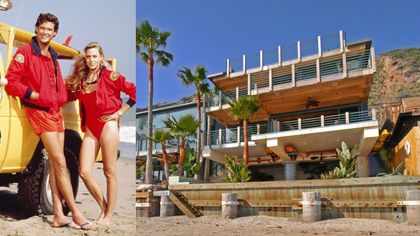 'Baywatch' Co-Creator Selling Malibu Beach House Where It All Began for $8.9M