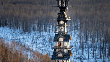 Can You Really Live in a Dr. Seuss House?