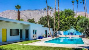 Palm Springs' Largest Mid-Century Modern Home Is on the Market for $4.4M