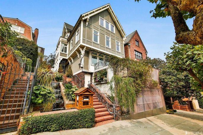 Tom Steyer's San Francisco home