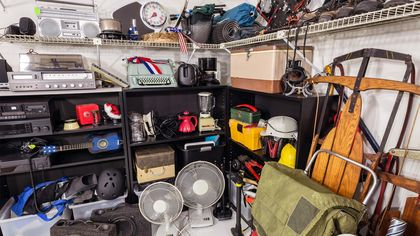 10 Things to Toss From Your Garage: How Many Are Parked in Yours?