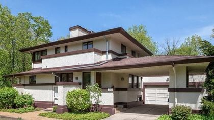 Try Before You Buy? Frank Lloyd Wright House Up for Rent—Only $3,200 a Month