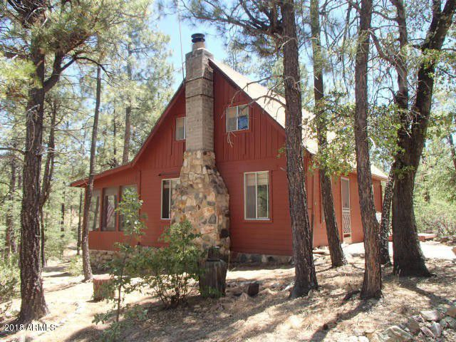 Crown King, AZ cabin