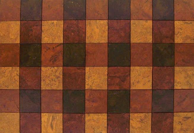 A cork floor from Globus Cork