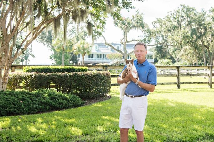'The people who live on the island don't want it to change too much,' said Davis Love III, who lives on St. Simons surrounded by more than 100 acres of undeveloped land.