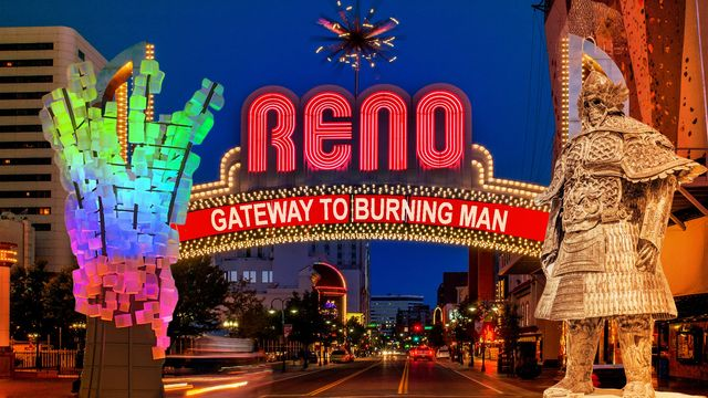 Burner Boom: As Reno Reinvents Itself, It Looks to Burning Man