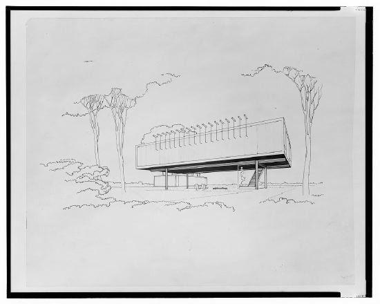 Biggs Residence Sketch