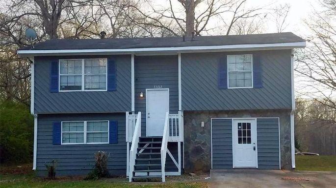 Home in Ellenwood, GA