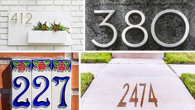 address-numbers