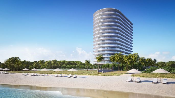 Novak Djokovic's new Miami Beach condo