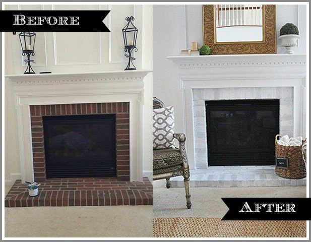 Fireplace Makeover Ideas That Won T Burn Through Your