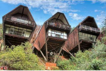 Rare Harry Gesner Boathouse for Sale in Hollywood