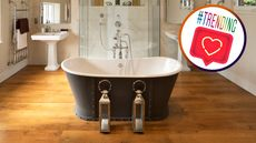 5 Instagram Looks To Bring the Glam Back Into Your Quarantined Bathroom